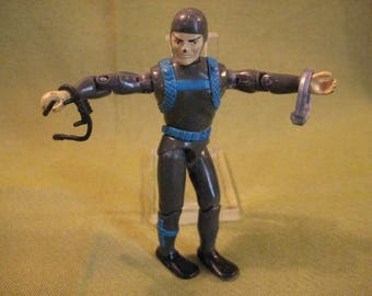 THE CORPS Shark FROGMAN Action Figure 1986 by Lanard