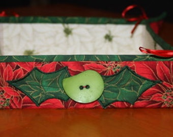 Christmas Cookie Tray Basket