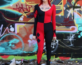 Matte Harley Catsuit