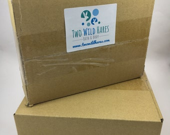 "2 Sizes Shrink Bags, 4x6"" & 6x6.5"", 1000 total, Polyolefin Smell Thru"