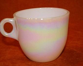 Federal Iridescent Coffee Mug