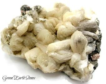 XL Apophyllite Cluster, India, Premium, Rock Hound, Healing Crystals, Spec # AP03