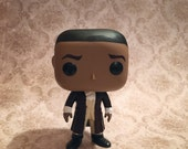 Aaron Burr Pop Custom Hand-painted Hamilton Funko Pop by Lauri Jon™ Studio City (Aaron Burr Pop Only)