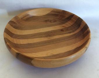 Vintage Wood Laminte Bowl