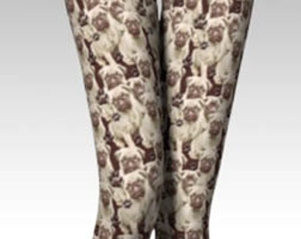 Pugs Leggings