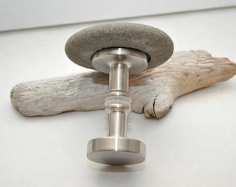 Pivoting Shower Door Handle Knob