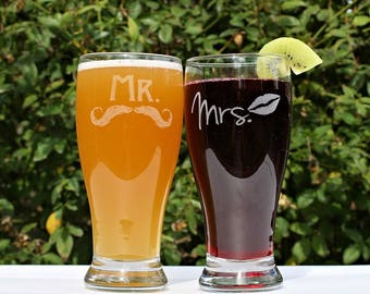 Single Pilsner, Mr or Mrs