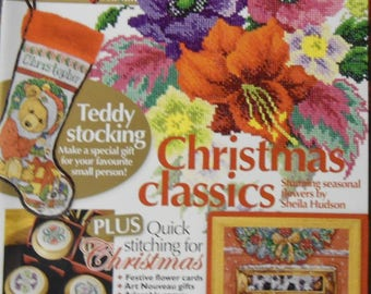 Christmas 2007 Cross Stitch Collecttion Magazine Issue 151