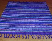 Custom Order Handwoven Rag Rug