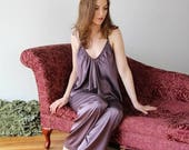 silk wrap camisole - ALICE charmeuse with spandex bridal range - made to order