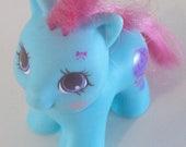 My Little Pony Rattles Teeny Tiny Twin #1 TLC Vintage Hasbro MLP Rare HTF