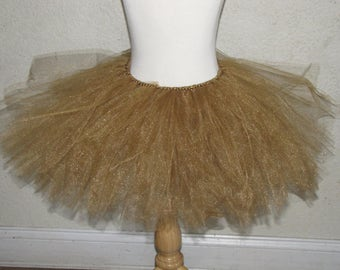 new gold Birthday Tutu tulle  BIRTHDAY toddler  tulle skirt picture photo smash cake prop weding flower girl ballet + colors newborn - adult