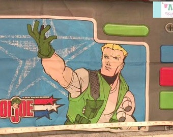 GI Joe Pillowcase