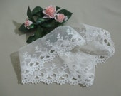 Antique Lace Vintage Lace Trim Cotton White Shabby Chic