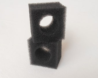 V90 Foam Pump Filter FF90 2 Pack for use with Spectrum Basic and Perfect Pet Fountain