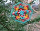 Two Christmas Mandalas, in stock by Inga Savage