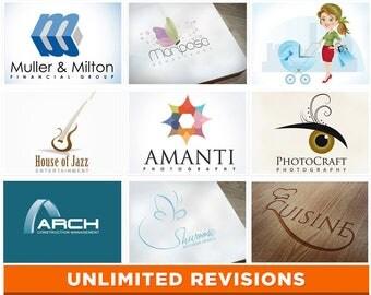 Logo Design, Photography Logo, Graphic Design, Logo, Watercolor Logo, Logos, Watermark Logo, Gold Foil, Branding Logo, Business Logo,  .