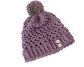 Arianna Cluster Hat - Crochet Pattern