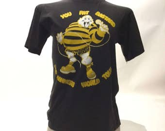Vintage Bad Manners You Fat Bastard World Tour XL 90's (TS-8)