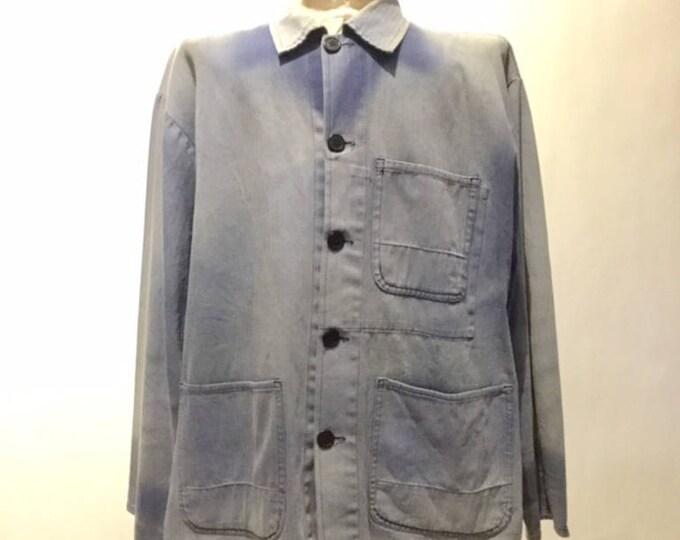 VTG European Chore Coat (os-ewj-3)