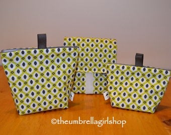 Ready to ship-Reusable Lunch Kit- Lickety Split