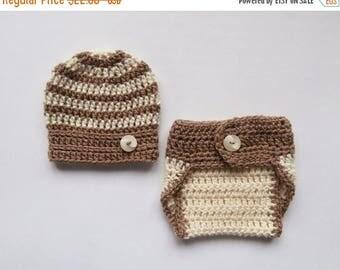 ON SALE 15% SALE Baby Boy Crochet Outfit _ NewBorn Photo Prop Outfit _ Baby Take Home Outfit _ NewBorn Baby Crochet Outfit _ Baby Girl Comin