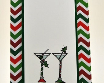 Martini Holiday Card