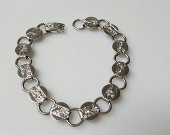Sarah Coventry Young and Gay Bracelet 1959
