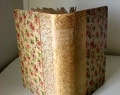Antique poetry book, Red Letter poems, 1885, Thomas Y Crowell, English poetry