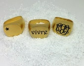 Special Order- ASHLEY- Monogram Ring, Signet Ring, Custom Ring, Initial Ring, Engraved Ring, Personalized Ring, Pinky Ring