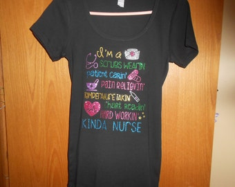 Nurse Saying Women's  T Shirt