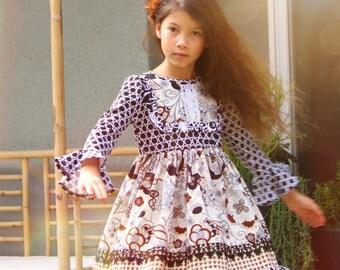 Fall Black Knit Top  Dress