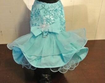 "The ""AVA"" Harness Dress"