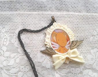 Cardcaptor Sakura Necklace - KERO - Anime Gear