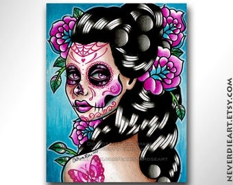 Vanessa | Limited Edition | Art Print