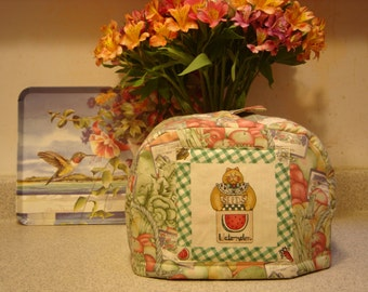 ArtiToaster COVER with FARMERS MARKET for 2 slice Toastmaster with bagel setting