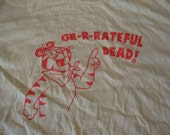 Frosted Flakes Grateful Dead Cereal T Shirt Adult size L