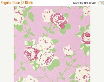 On Sale Chloe Rose Vine in Pink by Tanya Whelan  - Half Yard