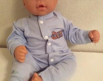 Vintage ZAPF Germany Baby Boy Doll