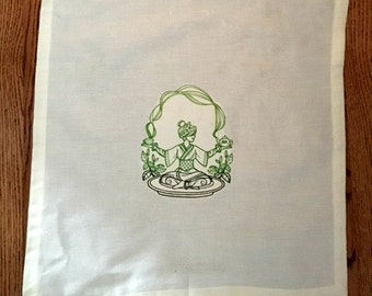 Tea Goddess Tarot/Altar Cloth