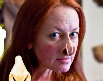 G'Lorn Demon Nose Prosthetic