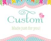Custom Order for jaconklin - Girls Flutter Sleeve Ruffle Christmas Dress, size 4 and size 6