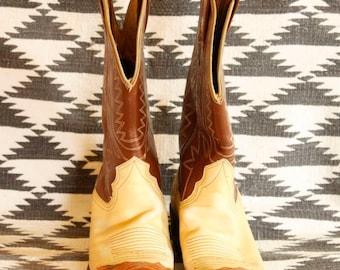 """Vintage Nacona  Boots Ladies Size 6-6 1/2"""""""