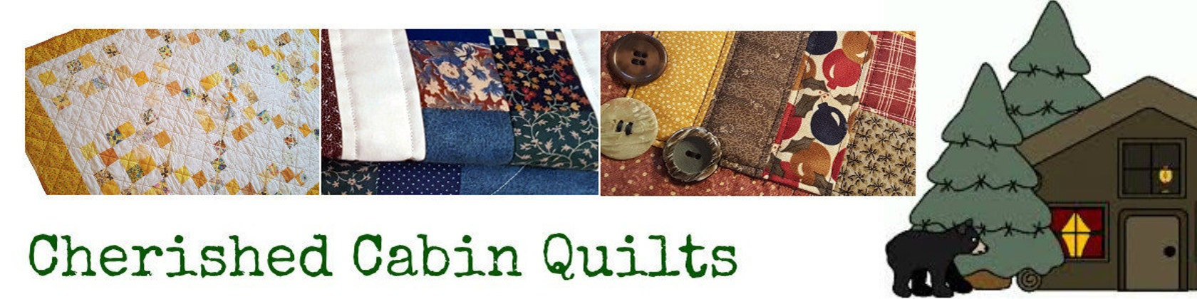 Cherished Cabin Quilts