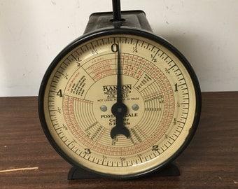 Antique Hanson Postal Scale