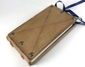 Navy Pocket Ledger