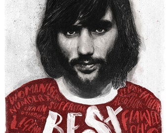 BEST: George Best Documentary Official film poster