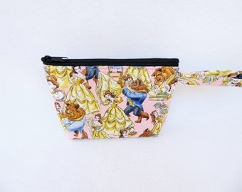 Beauty & Beast   make up bag