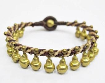 Jingle tinkle Bracelet or Necklace or Ankle Bracelet