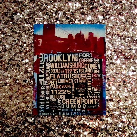 Brooklyn Hoods Collage